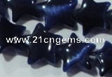 CCT876 15 inches 10mm star cats eye beads wholesale