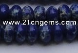 CDE2686 15.5 inches 15*20mm rondelle dyed sea sediment jasper beads