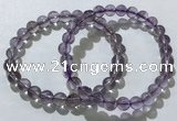 CGB4006 7.5 inches 8mm round ametrine beaded bracelets