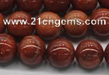 CGS302 15.5 inches 8mm round natural goldstone beads