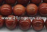 CGS303 15.5 inches 10mm round natural goldstone beads