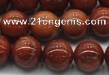 CGS304 15.5 inches 12mm round natural goldstone beads