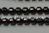CHE130 15.5 inches 4*4mm hematite beads wholesale