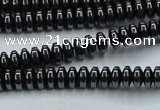 CHE966 15.5 inches 2*4mm rondelle hematite beads wholesale