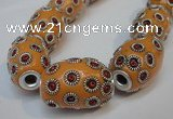 CIB326 16*21mm drum fashion Indonesia jewelry beads wholesale