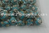 CIB520 22mm round fashion Indonesia jewelry beads wholesale
