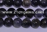 CIL01 15.5 inches 6mm round natural iolite gemstone beads