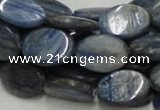 CKC10 16 inches 13*18mm flat oval natural kyanite beads wholesale