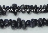 CKC216 15.5 inches 5*9mm natural kyanite gemstone chips beads