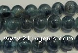 CKC473 15.5 inches 10mm round natural kyanite beads wholesale