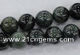 CKJ105 15.5 inches 12mm round kambaba jasper beads wholesale