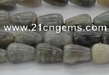 CLB718 15.5 inches 6*10mm teardrop labradorite gemstone beads
