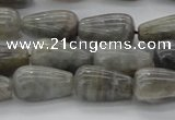 CLB721 15.5 inches 11*18mm teardrop labradorite gemstone beads