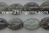 CLB730 15.5 inches 18*25mm oval labradorite gemstone beads