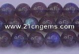 CLB914 15.5 inches 8mm round labradorite gemstone beads