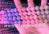 CMG318 15.5 inches 10mm round morganite gemstone beads