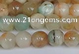 CMJ1065 15.5 inches 6mm round jade beads wholesale