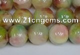 CMJ1077 15.5 inches 10mm round jade beads wholesale