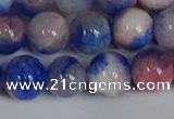 CMJ1106 15.5 inches 8mm round jade beads wholesale