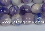 CMJ1121 15.5 inches 8mm round Persian jade beads wholesale