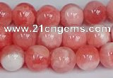 CMJ1130 15.5 inches 6mm round jade beads wholesale