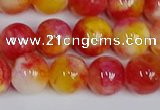 CMJ1137 15.5 inches 10mm round jade beads wholesale
