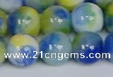 CMJ1223 15.5 inches 12mm round jade beads wholesale