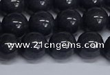 CMJ173 15.5 inches 12mm round Mashan jade beads wholesale