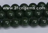 CMJ179 15.5 inches 10mm round Mashan jade beads wholesale