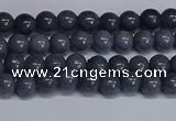 CMJ197 15.5 inches 4mm round Mashan jade beads wholesale