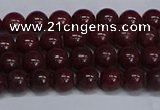 CMJ30 15.5 inches 6mm round Mashan jade beads wholesale