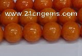 CMJ312 15.5 inches 10mm round Mashan jade beads wholesale