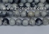 CMJ562 15.5 inches 6mm round rainbow jade beads wholesale
