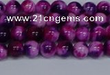 CMJ583 15.5 inches 6mm round rainbow jade beads wholesale