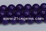 CMJ73 15.5 inches 8mm round Mashan jade beads wholesale
