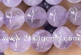 CNA1142 15.5 inches 8mm round lavender amethyst beads wholesale