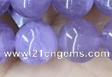 CNA1144 15.5 inches 12mm round lavender amethyst beads wholesale