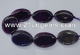 CNG2627 15.5 inches 40*50mm - 45*55mm freeform agate gemstone beads