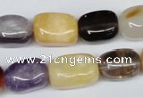 CNG29 15.5 inches 12*17mm nuggets mixed gemstone beads