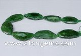 CNG2954 15.5 inches 25*35mm - 30*50mm freeform agate beads