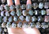 CNG3537 15.5 inches 12*14mm - 13*16mm faceted nuggets diopside beads