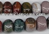 CNG40 15.5 inches 11*15mm nuggets ocean agate gemstone beads