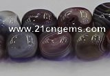 CNG6884 15.5 inches 12*16mm - 13*18mm nuggets botswana agate beads