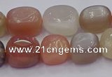 CNG6897 15.5 inches 12*16mm - 13*18mm nuggets mixed moonstone beads