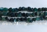CNG8104 15.5 inches 6*8mm - 10*12mm agate gemstone chips beads