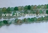 CNG8105 15.5 inches 6*8mm - 10*12mm agate gemstone chips beads