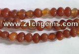 CNG8333 15.5 inches 10*12mm nuggets agate beads wholesale