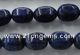 CNL635 15.5 inches 11*15mm star fruit shaped natural lapis lazuli beads