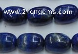 CNL728 15.5 inches 13*18mm nuggets natural lapis lazuli gemstone beads