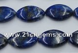 CNL761 15.5 inches 12*20mm marquise natural lapis lazuli gemstone beads